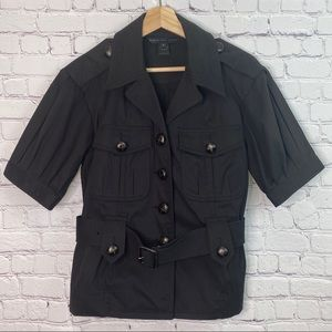 Marc by Marc Jacobs Belted Safari Jacket Size 8
